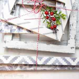 farmhouse style gallery wall starter kit   12 Days of Craftmas   DIY Gifts   Crafty Gifts   Christmas Gifts DIY   Gift Ideas   DIY Christmas Gifts