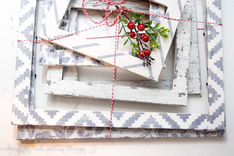 farmhouse style gallery wall starter kit | 12 Days of Craftmas | DIY Gifts | Crafty Gifts | Christmas Gifts DIY | Gift Ideas | DIY Christmas Gifts