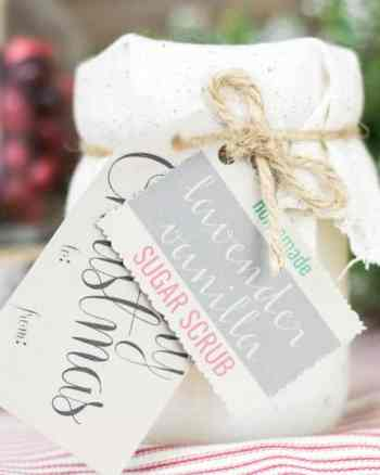 mason jar sugar scrub | 12 Days of Craftmas | DIY Gifts | Crafty Gifts | Christmas Gifts DIY | Gift Ideas | DIY Christmas Gifts