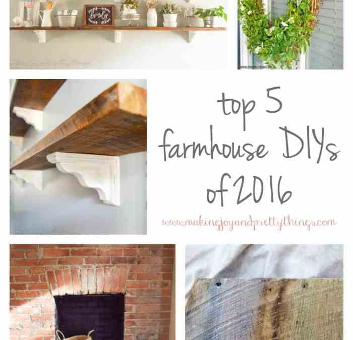 Best of Making Joy and Pretty Things 2016