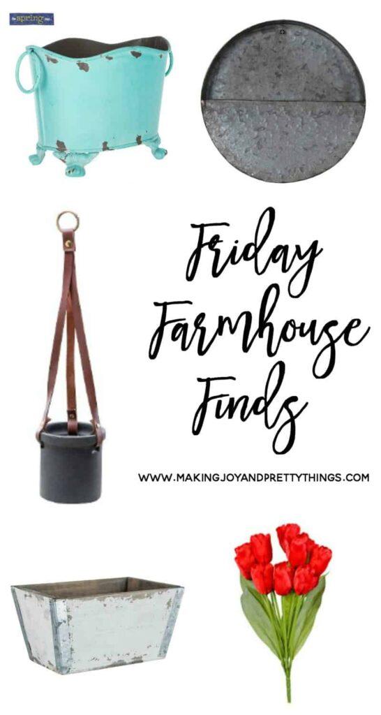 farmhouse friday finds   budget friendly farmhouse decor