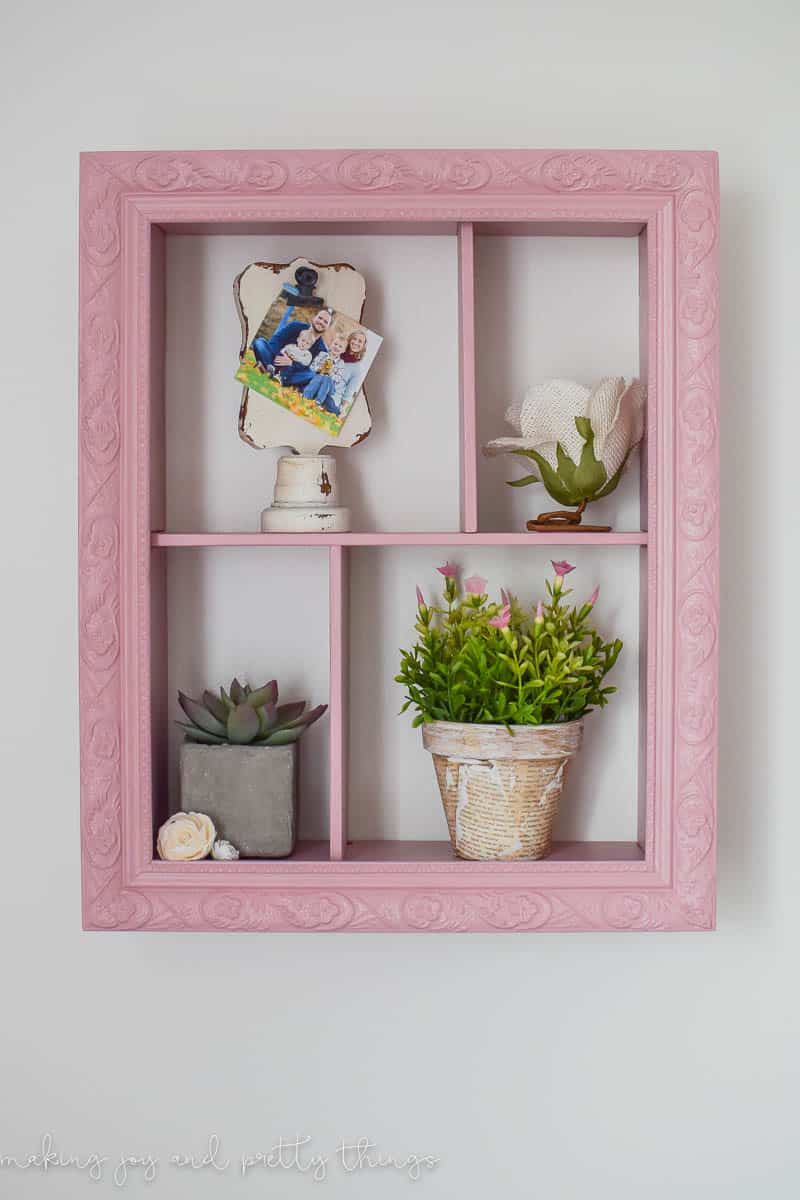 How to Make a DIY Shadow Box -