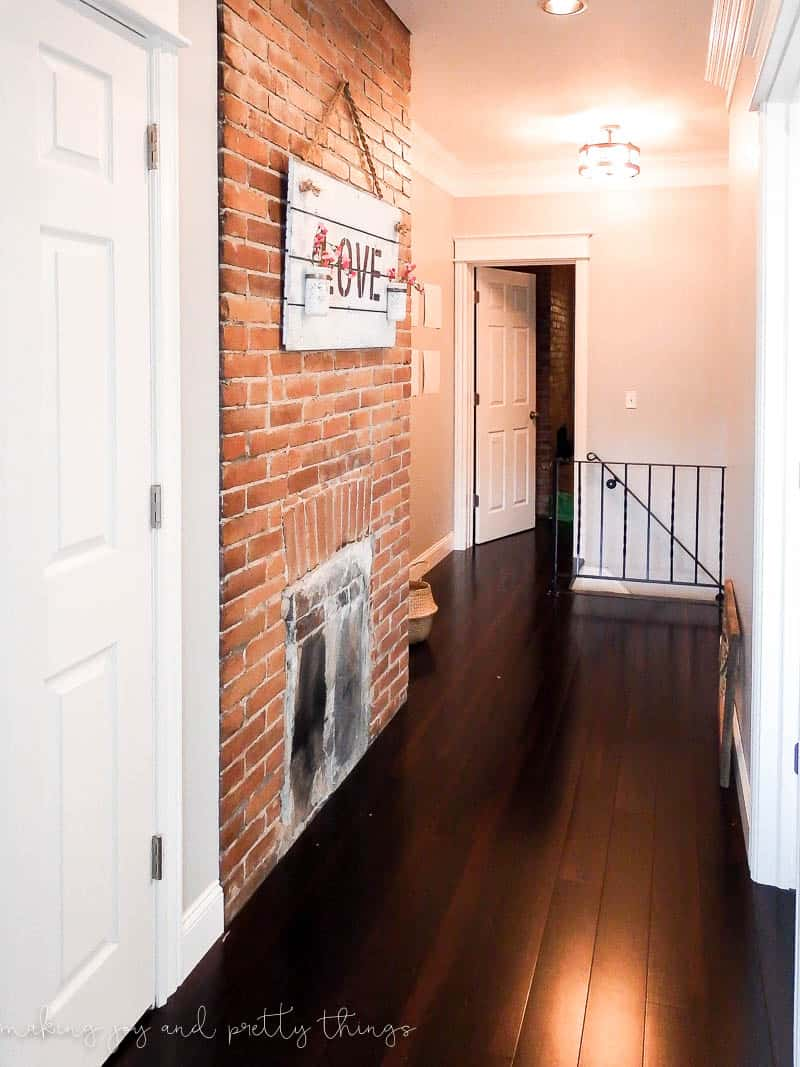 design inspiration a modern farmhouse hallway