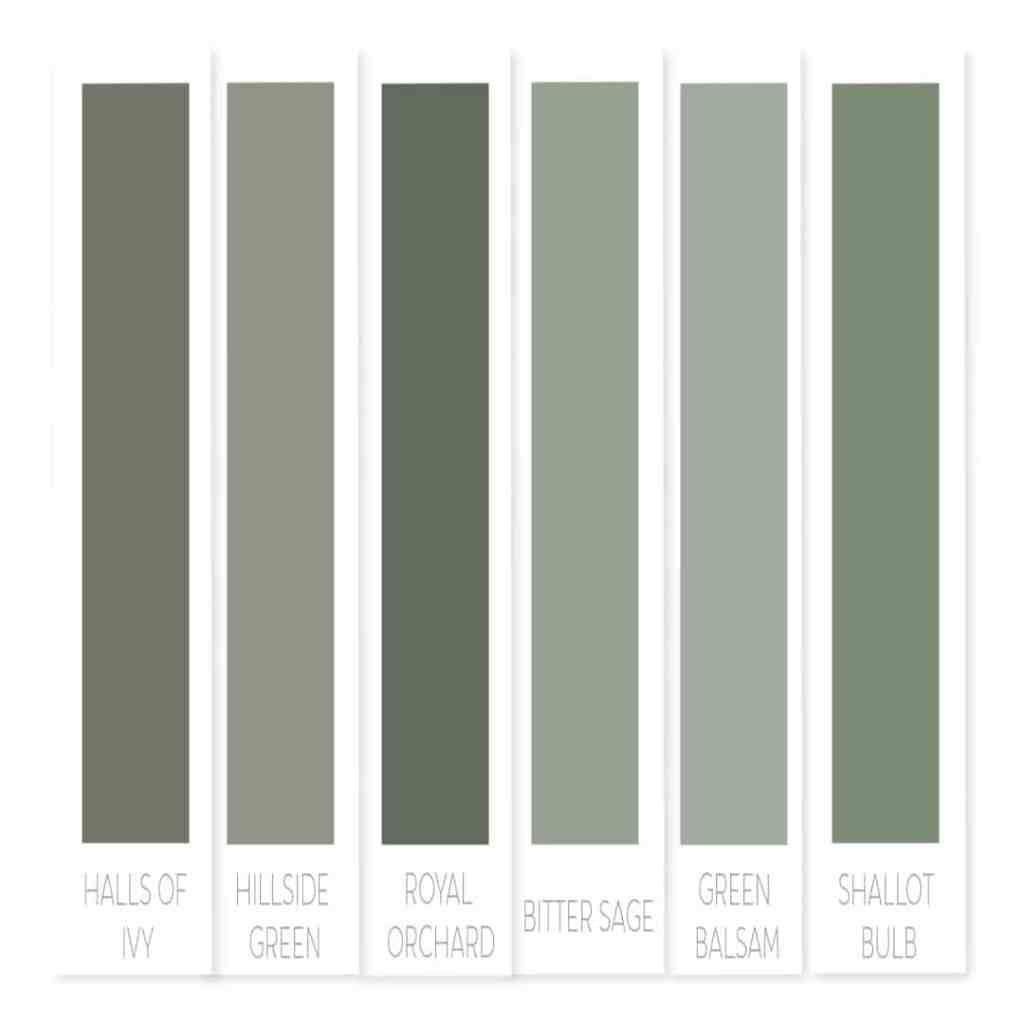 Behr green paint | best green paint colors | best Behr green paint | popular green paint Behr