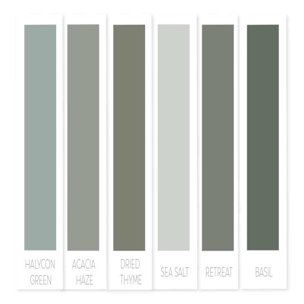 sherwin williams green paint | best green paint colors | best sherwin williams green paint | popular green paint sherwin williams
