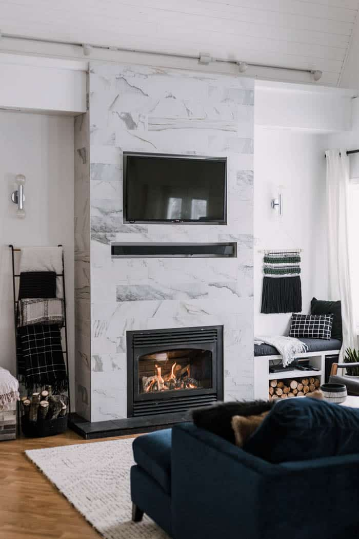 5 Ways To Update Your Fireplace Making Joy And Pretty Things