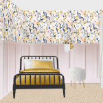 Evie's Big Girl Room Design Plan