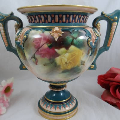 How Much is My China Worth? Part 3 – Is it Hand Painted?