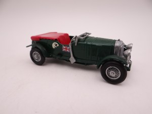 Y5-2 Bentley 1929 4½ Litre, Models of Yesteryear, Matchbox, Lesney