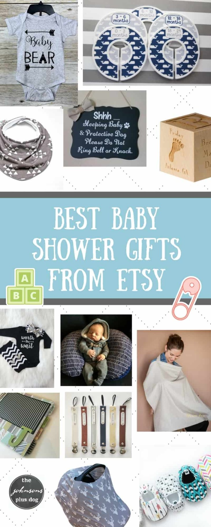 Best Baby Shower Gifts From Etsy