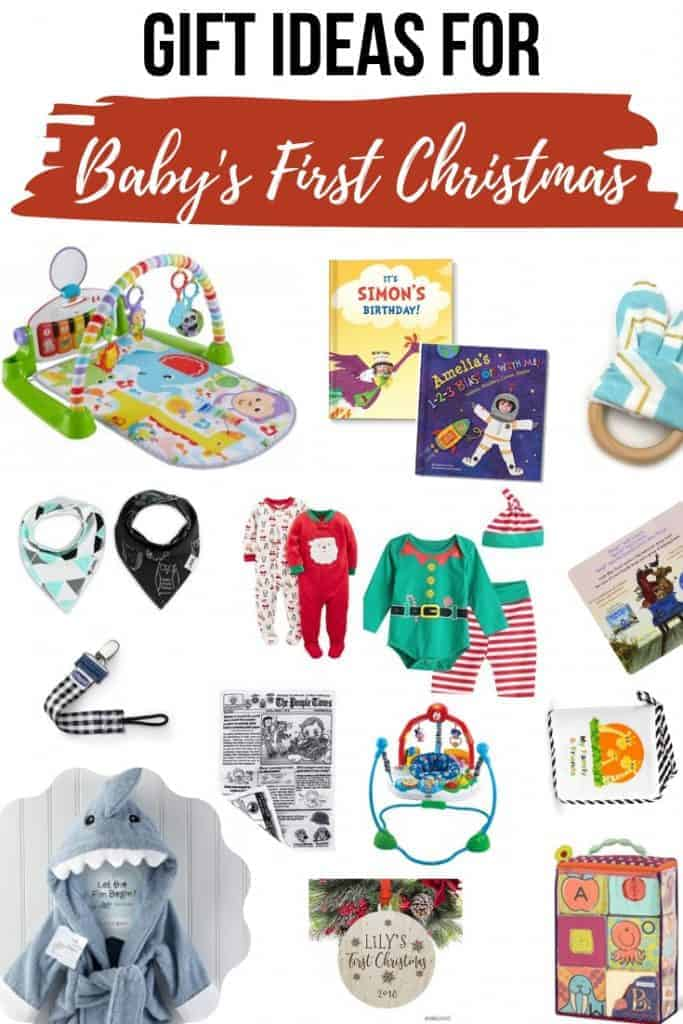 First Christmas Gift Ideas