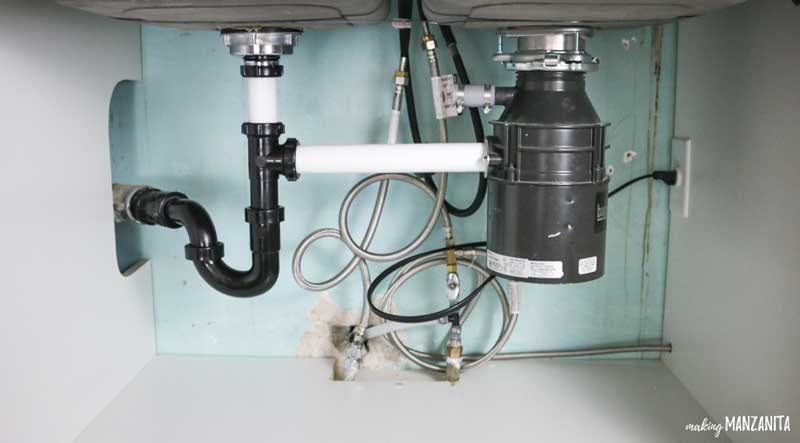 to install a badger garbage disposal