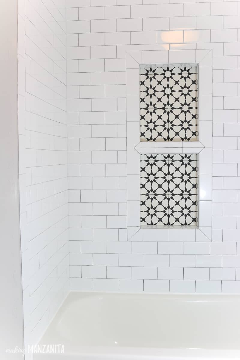 Shower Tile Installation Tips Tricks Making Manzanita