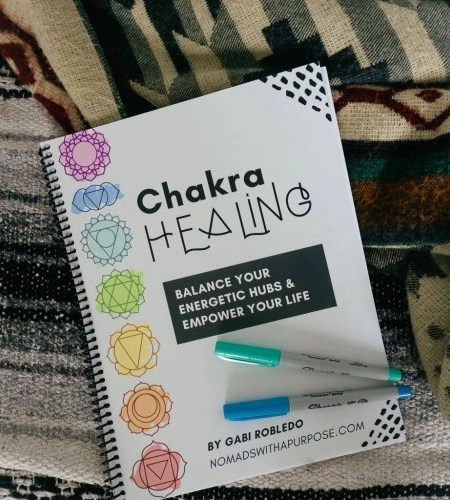 Chakra Healing Workbook