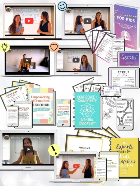 Closer Connections Bundle Enneagram And Mindfulness