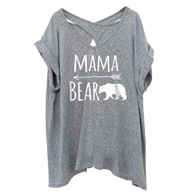pregnancy favorites mama bear shirt