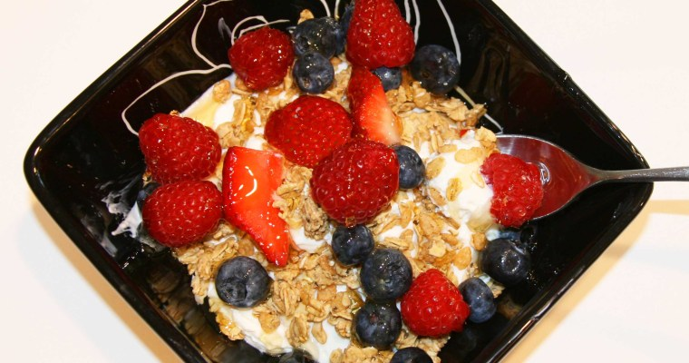 How to Make a Healthy Yogurt Parfait Your Kids Will Devour