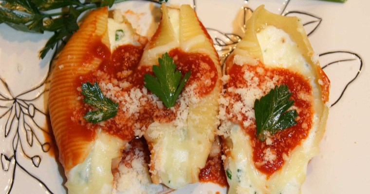 How to Make Perfect Presentation Stuffed Shells Every Time
