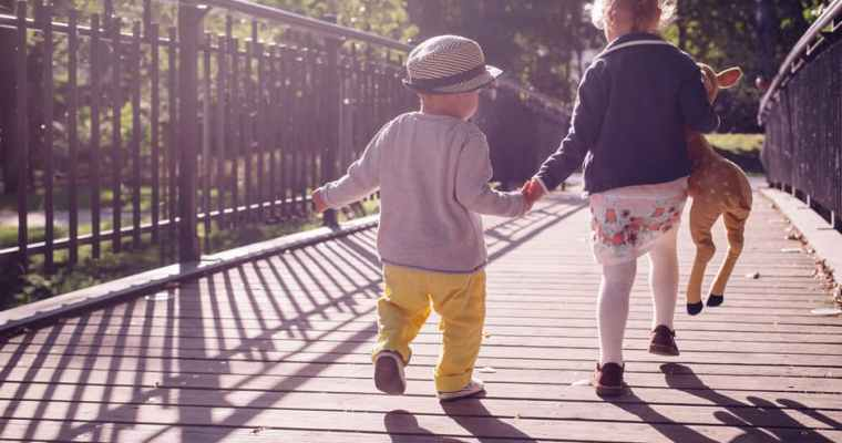 My Morning Routine: How to Leave the House with 2 Toddlers in 29 Easy Steps