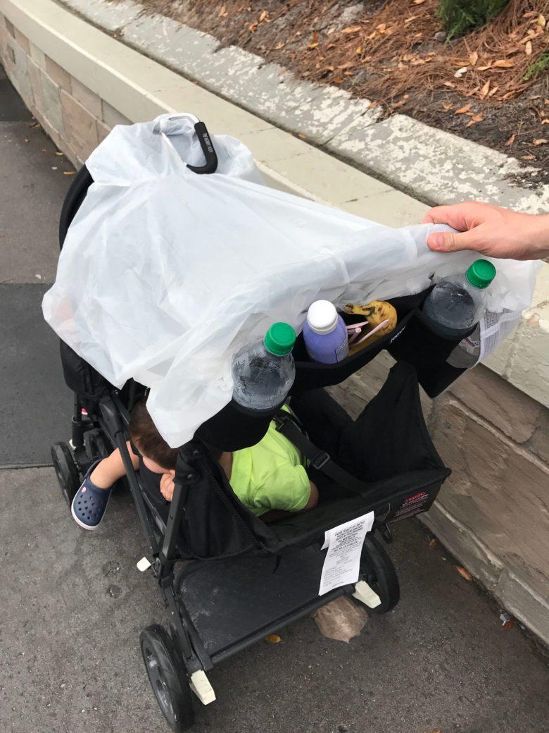 stroller mommy hook
