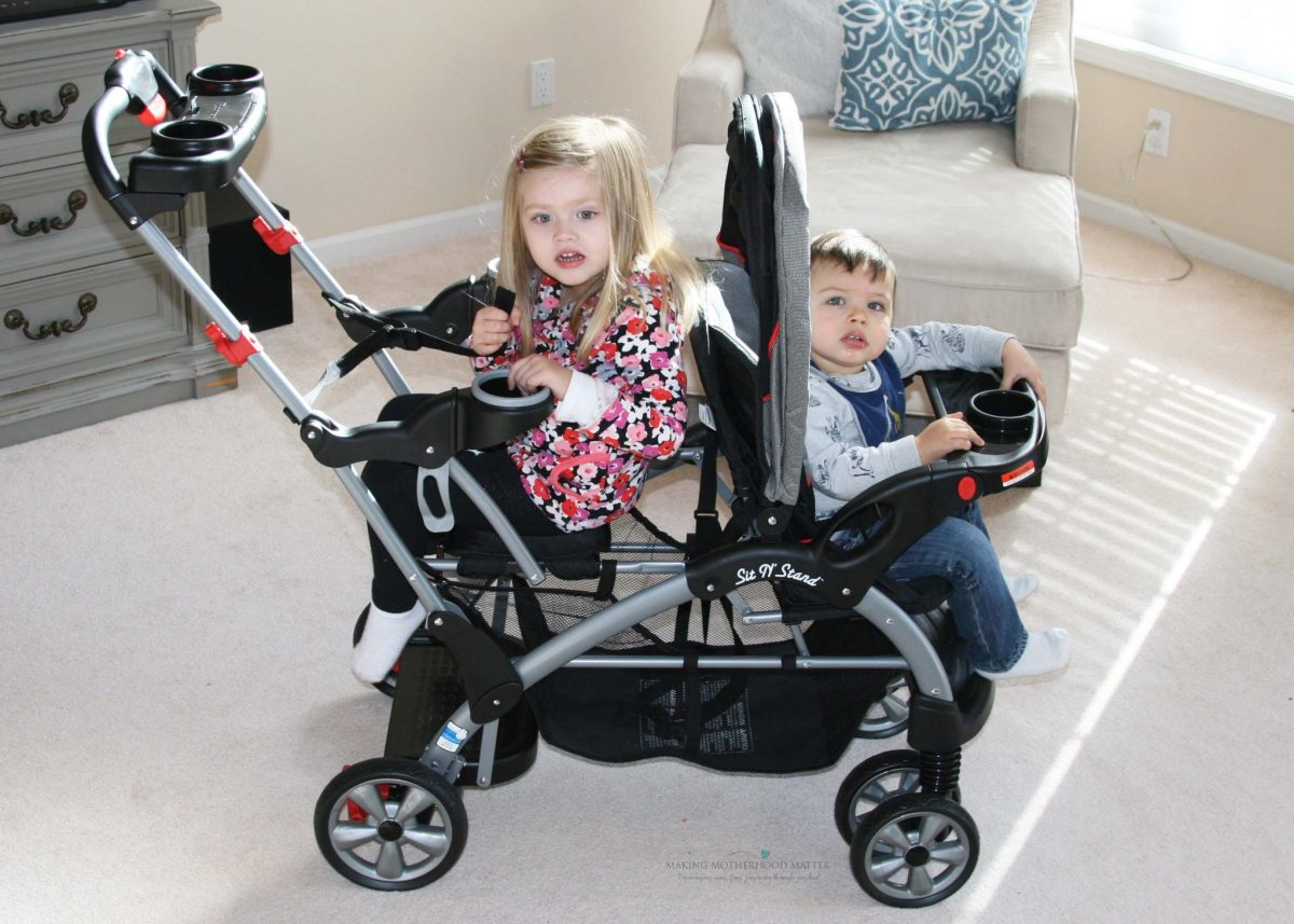 The Best Lightweight Double Stroller Comparison For Toddlers