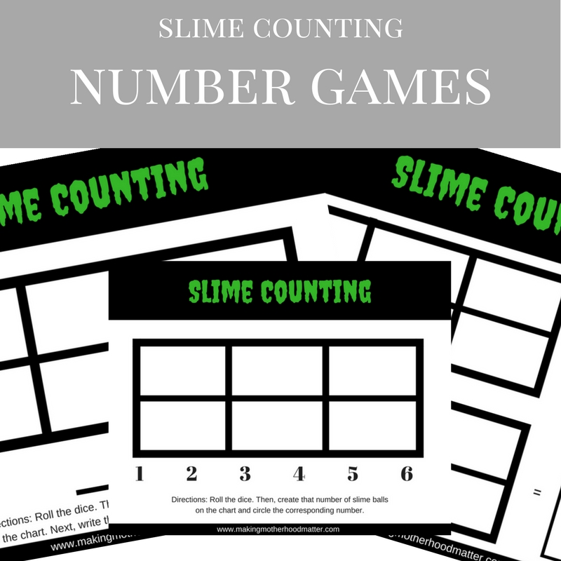 Brilliant Slime Number Games for Kids They'll Beg You to Play