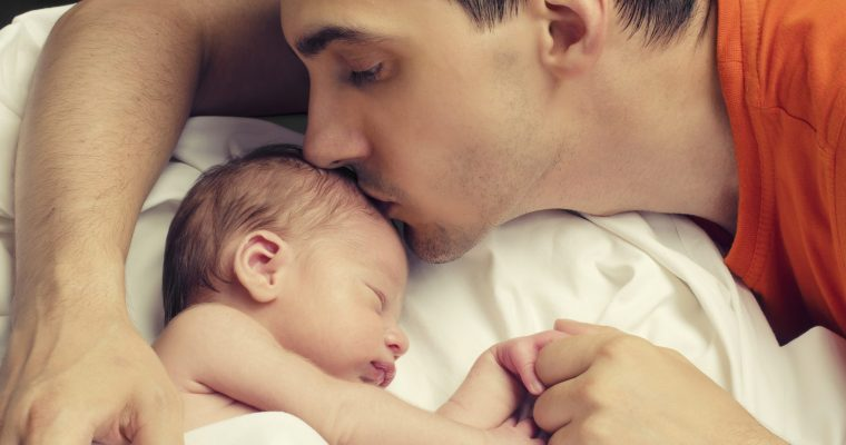 5 Surprising Secrets That New Dads Don't Talk About