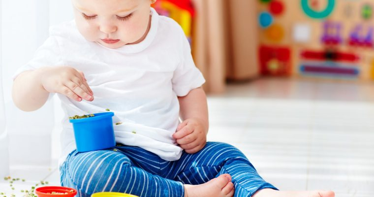 Boost Your Toddler's Fine Motor Skills