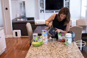 dairy free toddler snacks