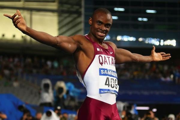 Ogunode shone for Qatar in several competitions this season. (Photo Credit: Getty Images)