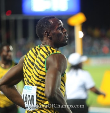 Usain Bolt's and Jamaica's dominance in 4x100m is in question after losing to USA in the World Relays 4x100m