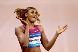 Okagbare & Bamgbose qualify for London World Championships