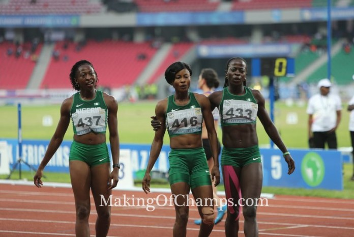 2015 All African Games