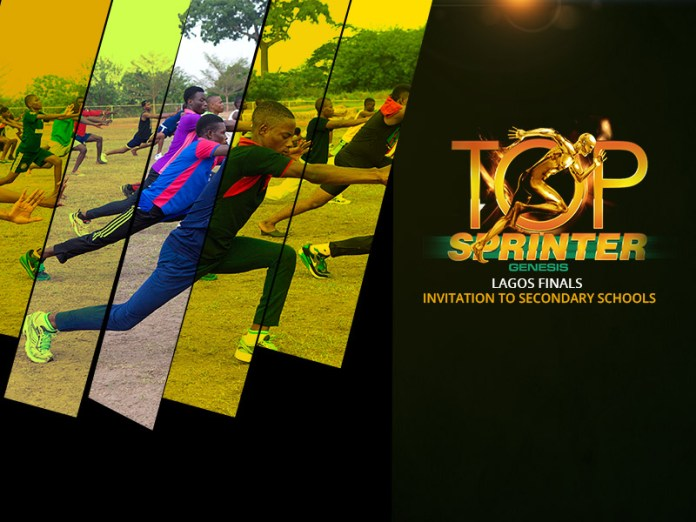 Top Sprinter auditions in Lagos
