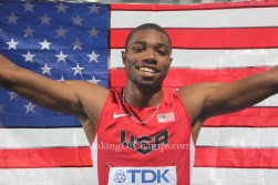 Thompson, Lyles & Miller storm to WLs at Shanghai Diamond League