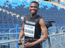 Karabo Sibanda qualifies for London 2017