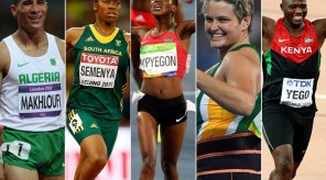 Top 10 African Performers Part 1