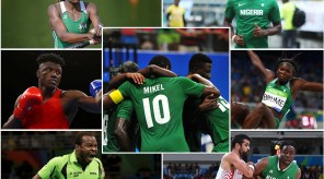 Although Nigeria won just one medal, there were a string of performances to inspire hope for the future.