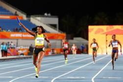 Nigeria clocks SB as Jamaica smashes World Relays Record in women's 4x200m