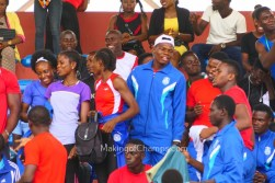 Team Uniport wins 9 GOLD medals on Athletics Day 1 at NUGA Games