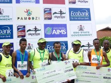 Ethiopians dominate Okpekpe Road Race as Monday & Pam top Nigerian standings