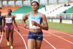 AFN names Okagbare, 11 others for IAAF World Championships in London