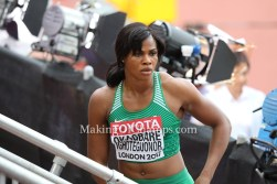 Team Nigeria Day 6 Review at the London 2017 World Championships