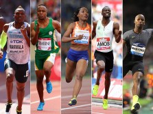 5 African athletes who could win their 1st World Champs medal!