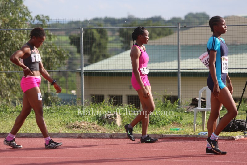 National Youth Games, Shell, Anambra