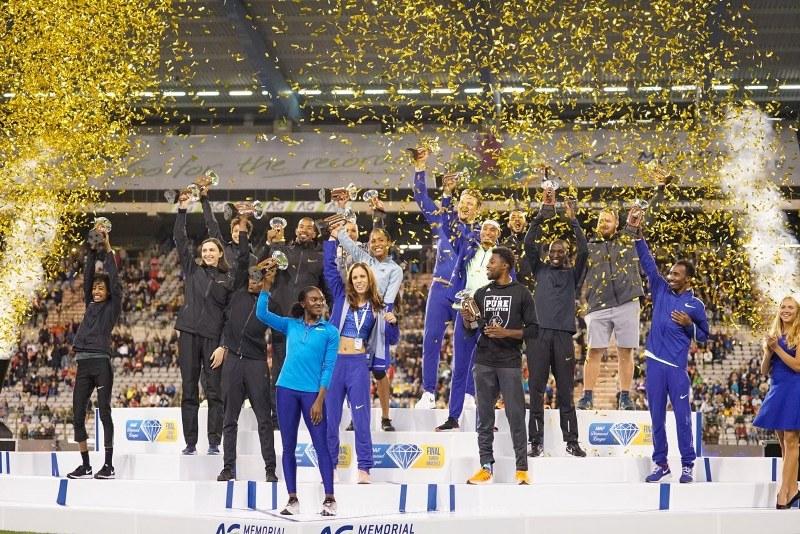 Diamond League Brüssel