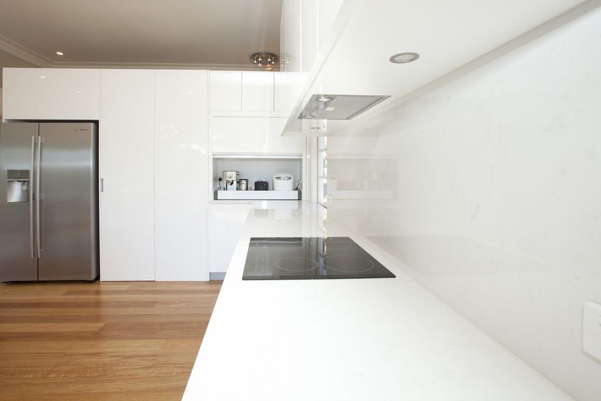 Graceville Kitchen Project of Makings of Fine Kitchens