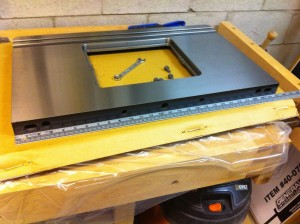 Cast Iron Table Saw Top For Sale