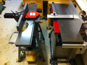 Hammer Jointer Planer