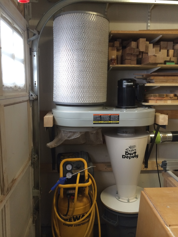 Laguna Dust Collector Vs Oneida